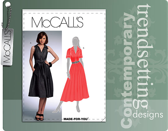 McCall's easy 5801