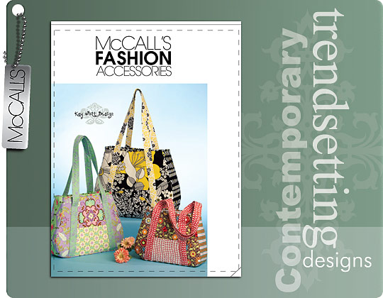 McCall's bag in 3 sizes 5822