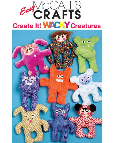 McCall's wacky creatures 5826