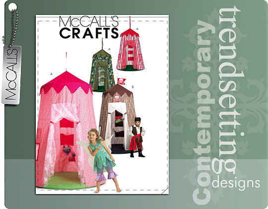 McCall's play tent 5827