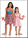 McCalls 5838 Pattern ( Size 7-8-10-12-14 )