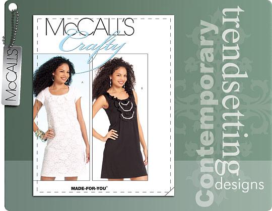 McCall's Misses' Dress 5875