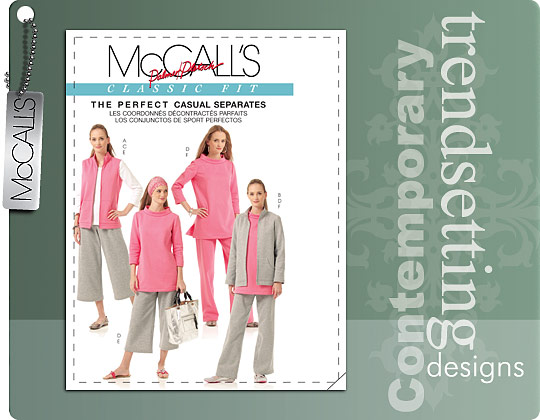McCall's Knit Casual Separates 5891