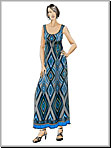 McCalls 5893 Pattern ( Size 8-10-12-14-16 )
