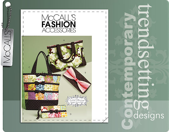 McCall's bags 5897