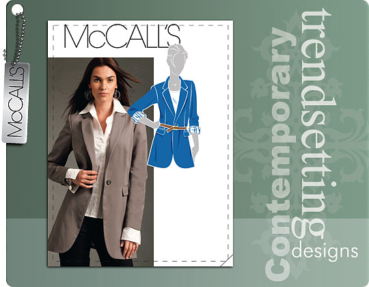 McCall's OOP NYNY Collection top 5938