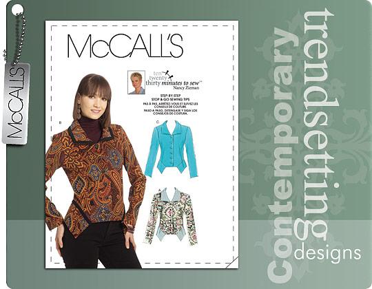 McCall's Unisex shorts 60 min easy 5982