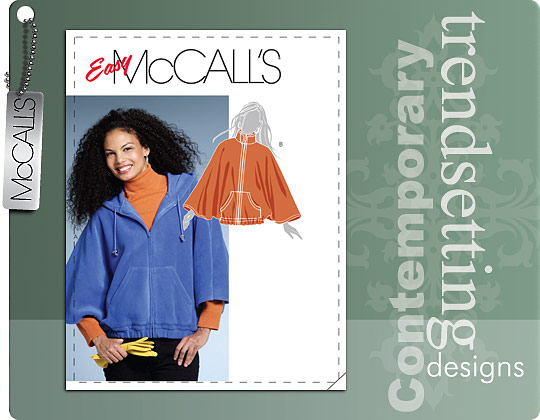 McCall's The Great Bunny Cover-Up 5985