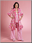 McCalls 5989 Pattern ( Size 4-6-8-10-12 )