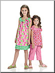 McCalls 6022 Pattern ( Size 3-4-5-6 )