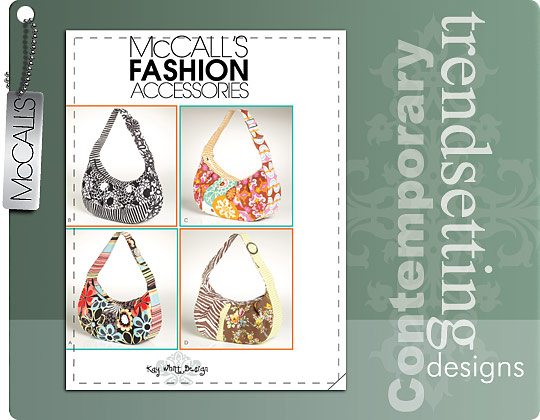 McCall's BAGS 6045