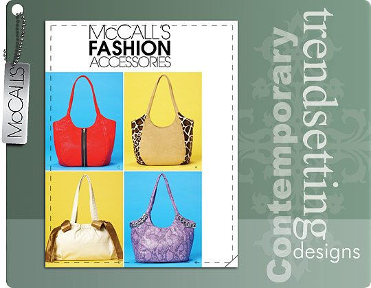 McCall's BAGS 6046