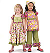 McCalls 6062 Pattern ( Size 6-7-8 )