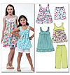McCalls 6065 Pattern ( Size 7-8-10-12-14 )