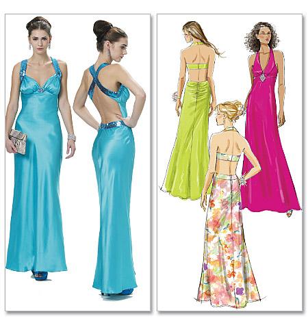 McCall's Misses' Dresses 6075