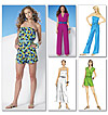McCalls 6083 Pattern ( Size 14-16-18-20 )