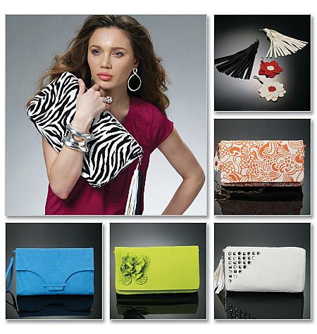 McCall's Clutch Bags 6089