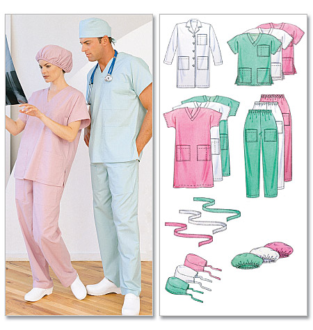 McCall's Uniform Essentials 6107