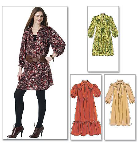 McCall's Misses' Dresses 6146