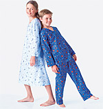 McCalls 6227 Pattern ( Size 7-8-10-12 )