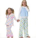 McCalls 6239 Pattern ( Size 3-4-5-6 )