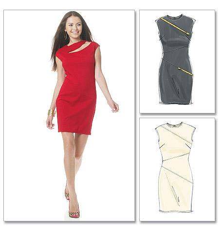 McCall's Misses' Dresses 6243
