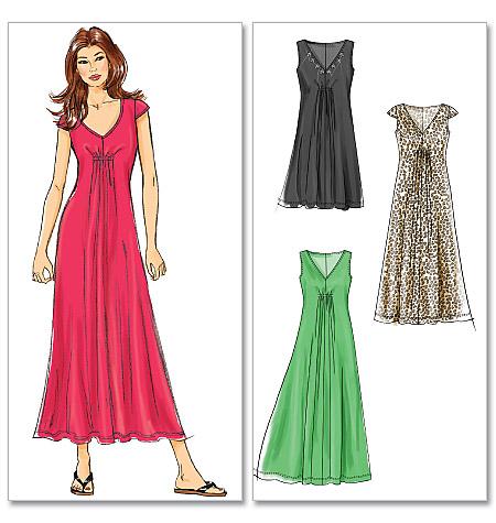 McCall's misses dress 6264