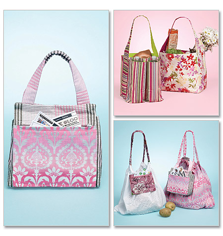 McCall's totes 6297
