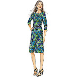 McCalls 6379 Pattern ( Size 4-6-8-10-12-14-16-18-20 )