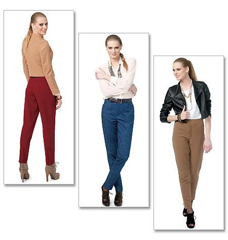 McCall's Misses' Pants 6405