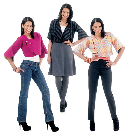 McCall's Misses' Lined Jackets 6407