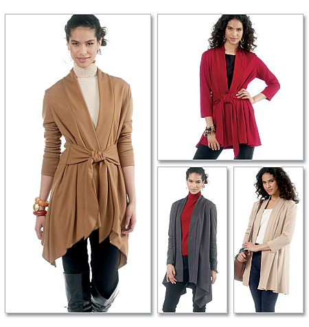 McCall's Misses' Jackets 6408