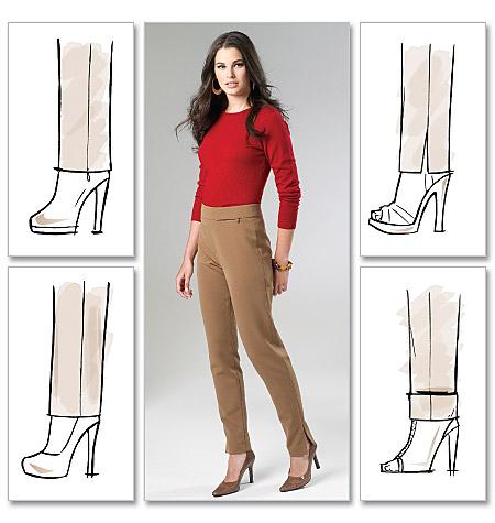 McCall's Misses' Pants 6440