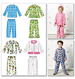 McCalls 6458 Pattern ( Size 4-5-6 )