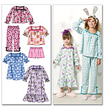 McCalls 6459 Pattern ( Size 3-4-5-6 )