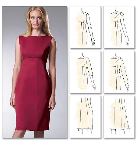 McCall's Misses' Dresses 6464