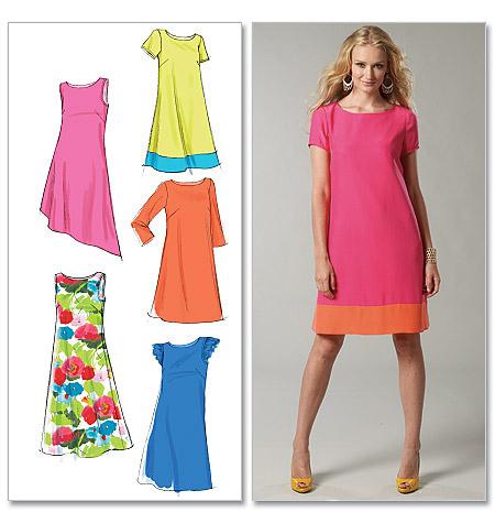 McCall's Misses' Dresses 6465