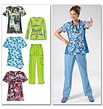 McCalls 6473 Pattern ( Size 8-10-12-14-16 )