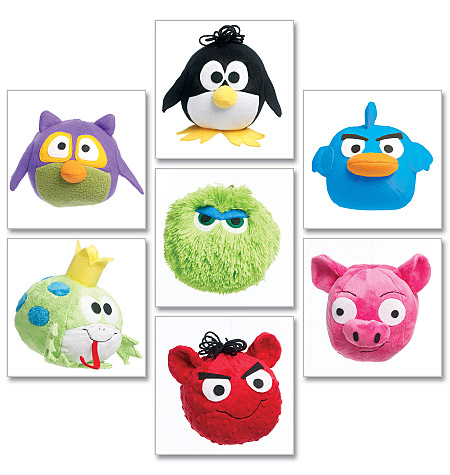 McCall's Stuffed Toys 6481
