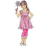 McCalls 6487 Pattern ( Size 3-4-5-6-7-8 )
