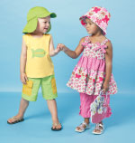 McCalls 6495 Pattern ( Size 4-5-6 )