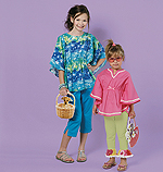 McCalls 6499 Pattern ( Size 3-4-5-6 )