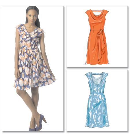McCall's Misses' Dress 6507