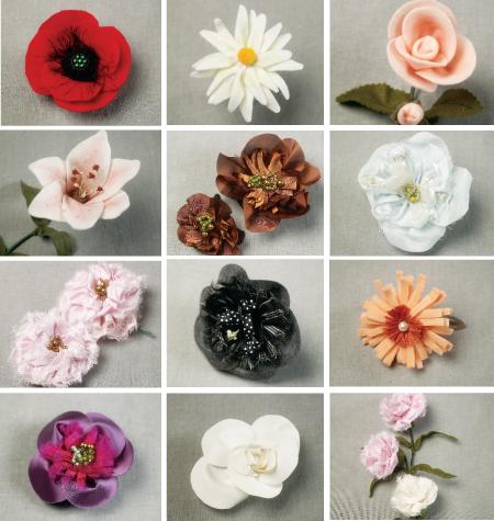 McCall's Flowers 6523