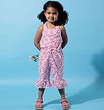 McCalls 6544 Pattern ( Size 2-3-4-5 )