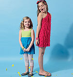 McCalls 6547 Pattern ( Size 3-4-5-6 )