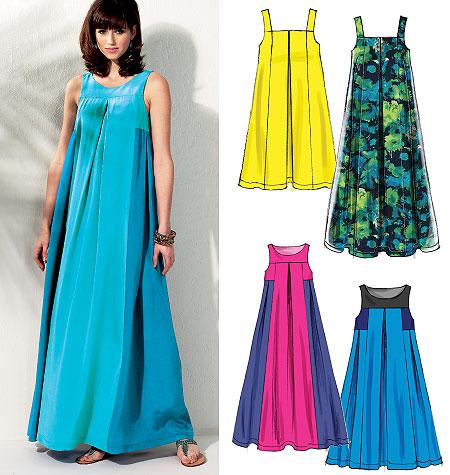 McCall's Misses'/Women's Dresses 6555