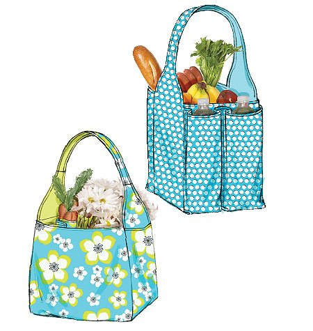 McCall's Totes 6588
