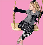 McCalls 6593 Pattern ( Size 3-4-5-6 )