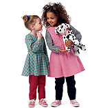 McCalls 6595 Pattern ( Size 2-3-4-5 )